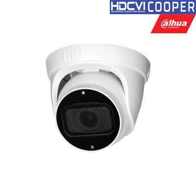 HD-CVI, CVBS kamera kupolinė 2MP su IR iki 30m. 1/2.7
