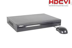Tribrid įrenginys 4kam HCVR5104HS-S3