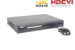 Tribrid įrenginys 4kam HCVR7104H-4K