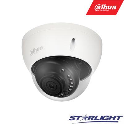 HD-CVI kam. STARLIGHT kupolinė 2MP su IR iki 30m, 2.8mm obj., STARVIS sensor., WDR, IK10