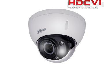 HD-CVI kamera kupolinė STARLIGHT su IR iki 50m. 2.7-12mm. HAC-HDBW3231EP-Z