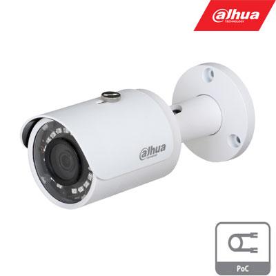 HD-CVI, CVBS cilindrinė kamera 4MP su IR pašvietimu iki 30m., 1/3