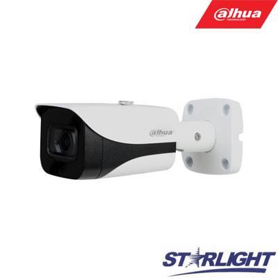 HD-CVI cilindrinė kam. STARLIGHT 8MP, IR pašvietimas iki 40m., 1/1.8