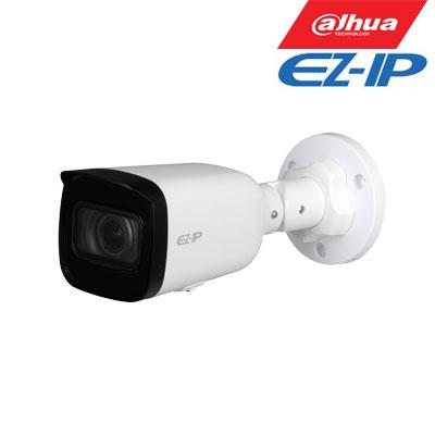 """EZ-IP kamera cilindrinė 4MP, IR pašvietimas iki 40m, 1/3"""" 2.8-12mm, 3-DNR, IP67, H.265, SD"""