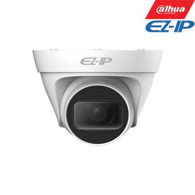 "EZ-IP kamera kupolinė 2MP, IR pašvietimas iki 30m, 1/2.7"" 2.8mm 115°, 3-DNR, IP67, H.265"