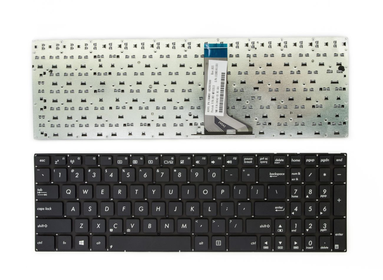 Klaviatūra ASUS F551, X551, X551MAV, X551CA