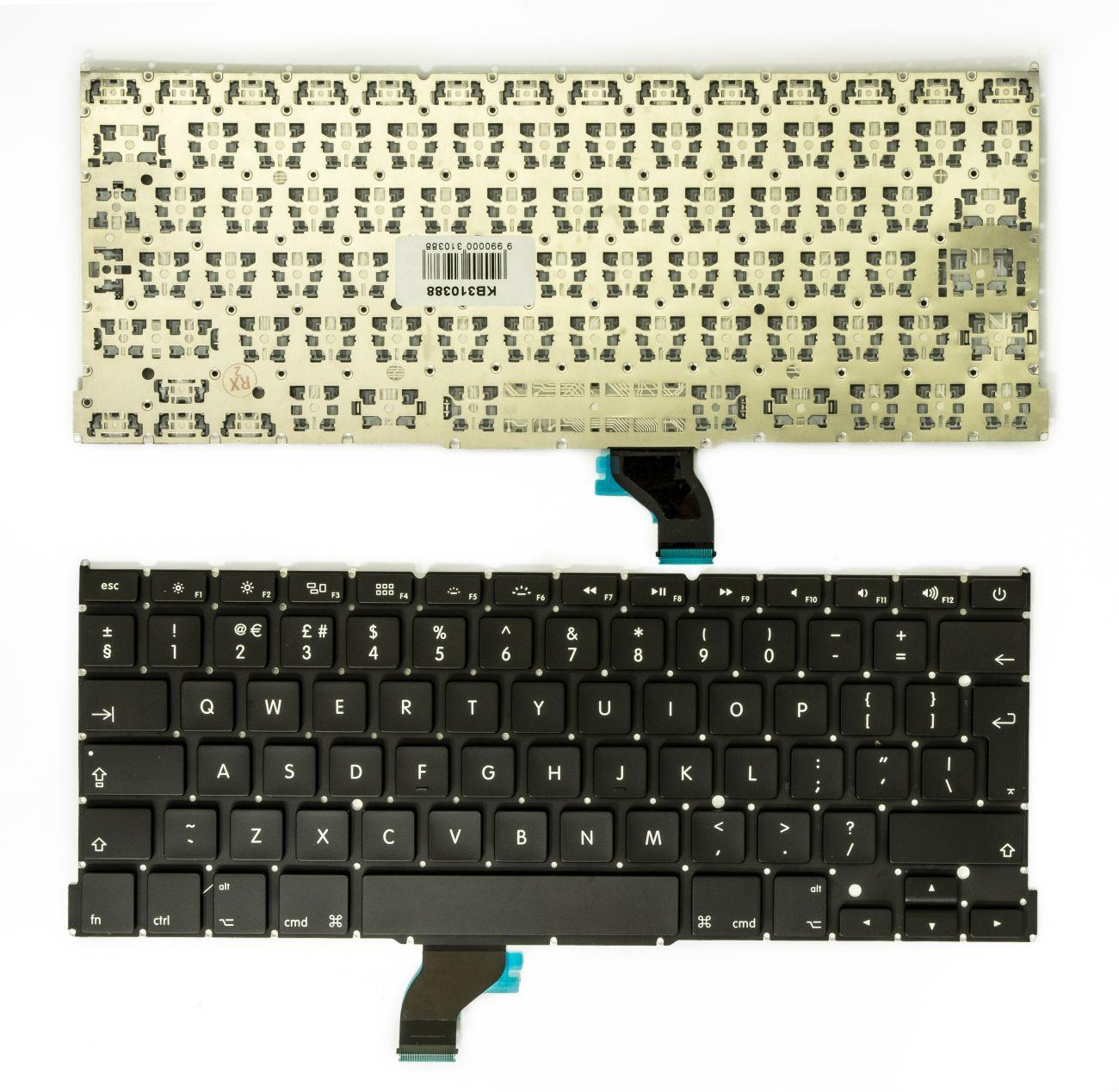 Klaviatūra, APPLE Macbook Pro 13