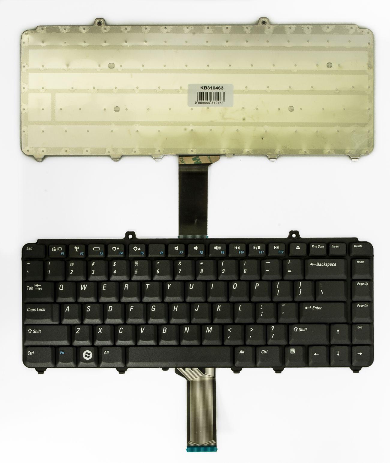 Klaviatūra DELL Inspiron 1540, 1545
