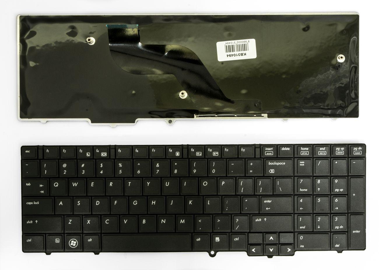 Klaviatūra HP Probook 6540B, 6545B