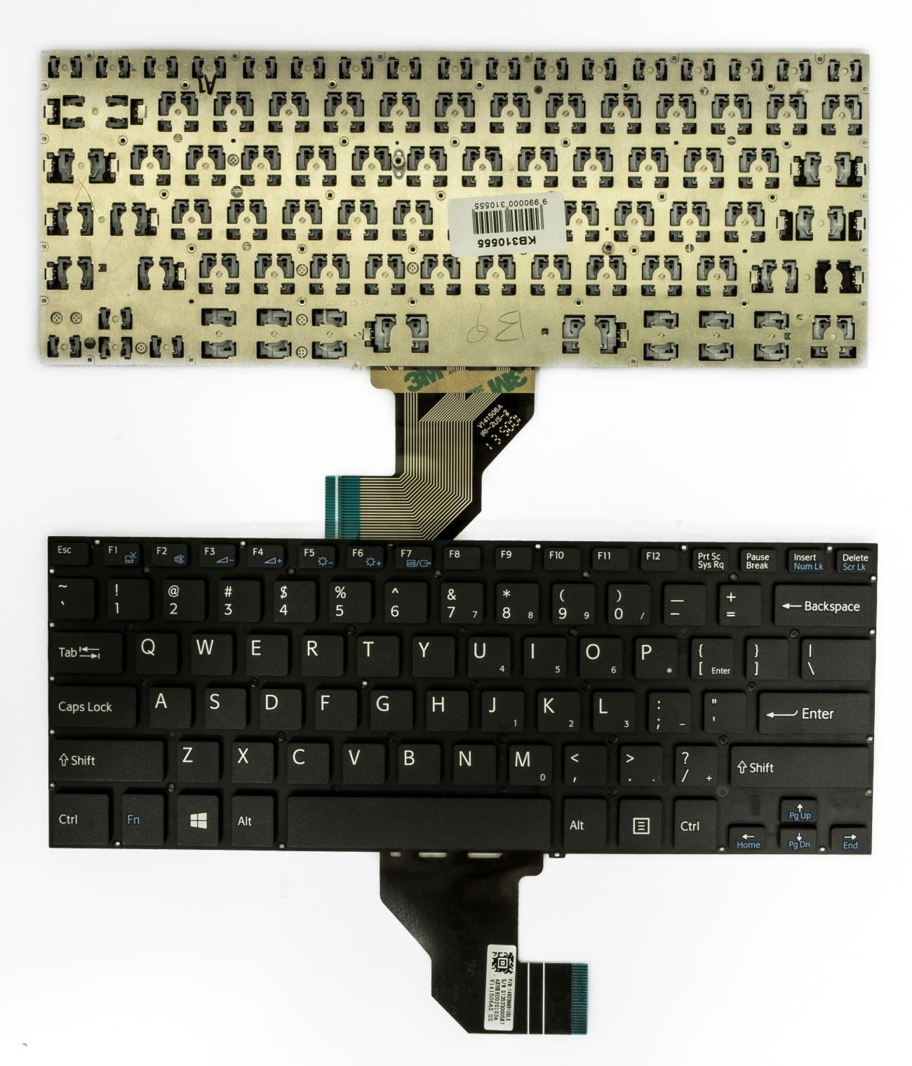 Klaviatūra SONY VAIO SVF14