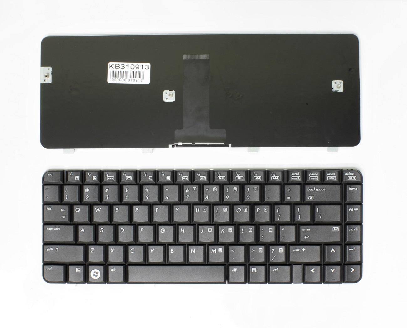 Klaviatūra HP Compaq Presario: CQ40
