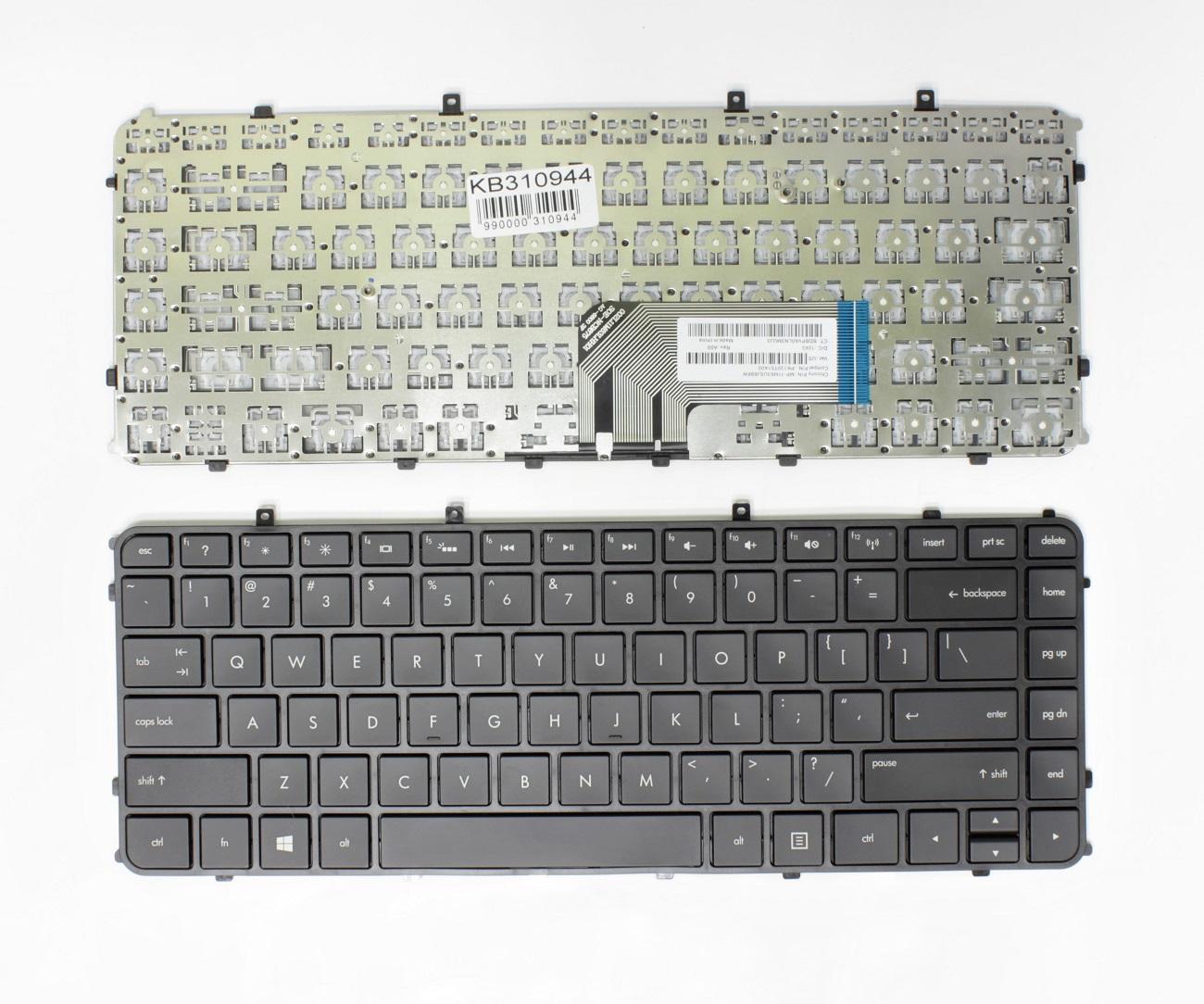 Klaviatūra HP: Envy 4-1000sn