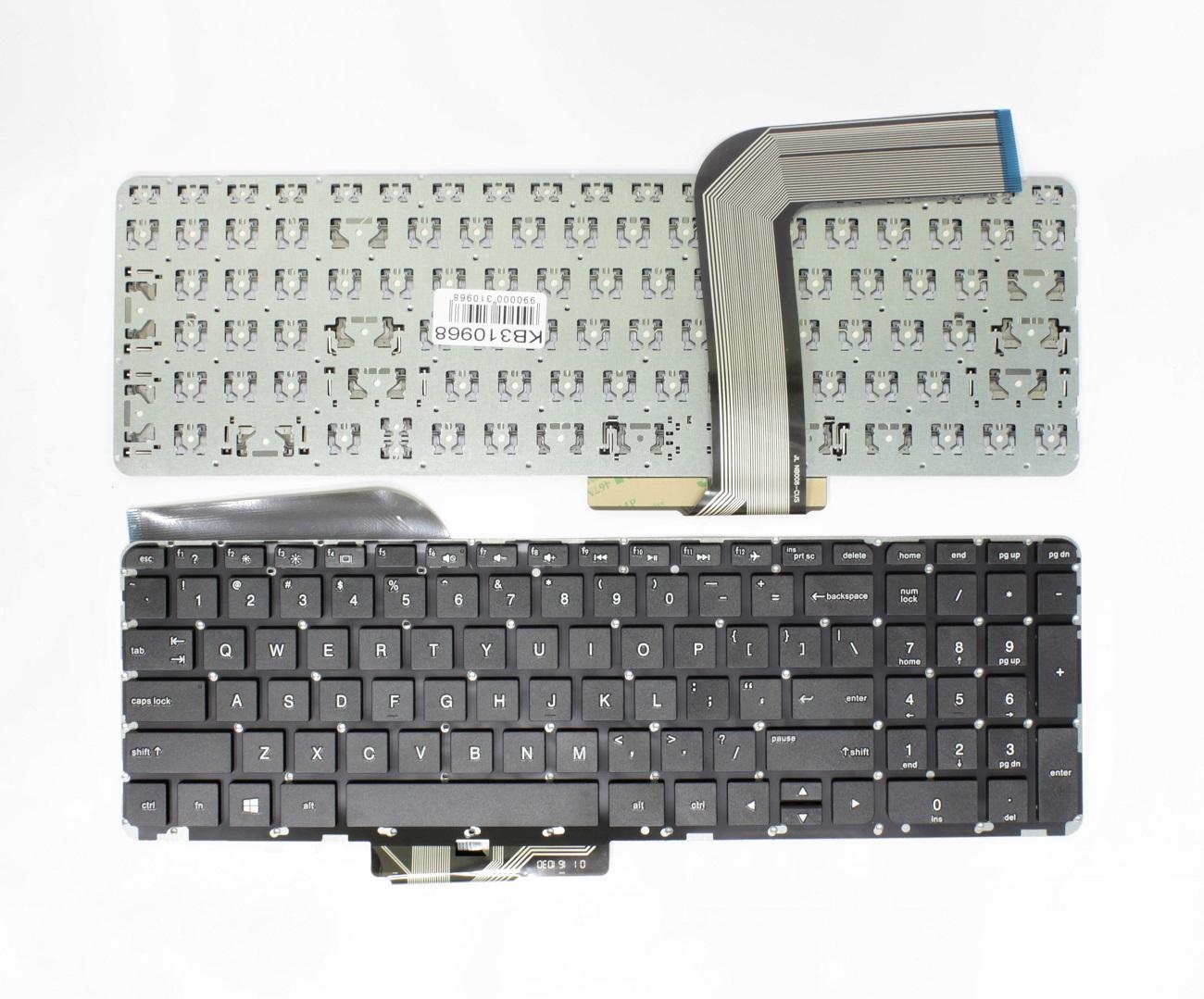 Klaviatūra HP Pavillion 15-P