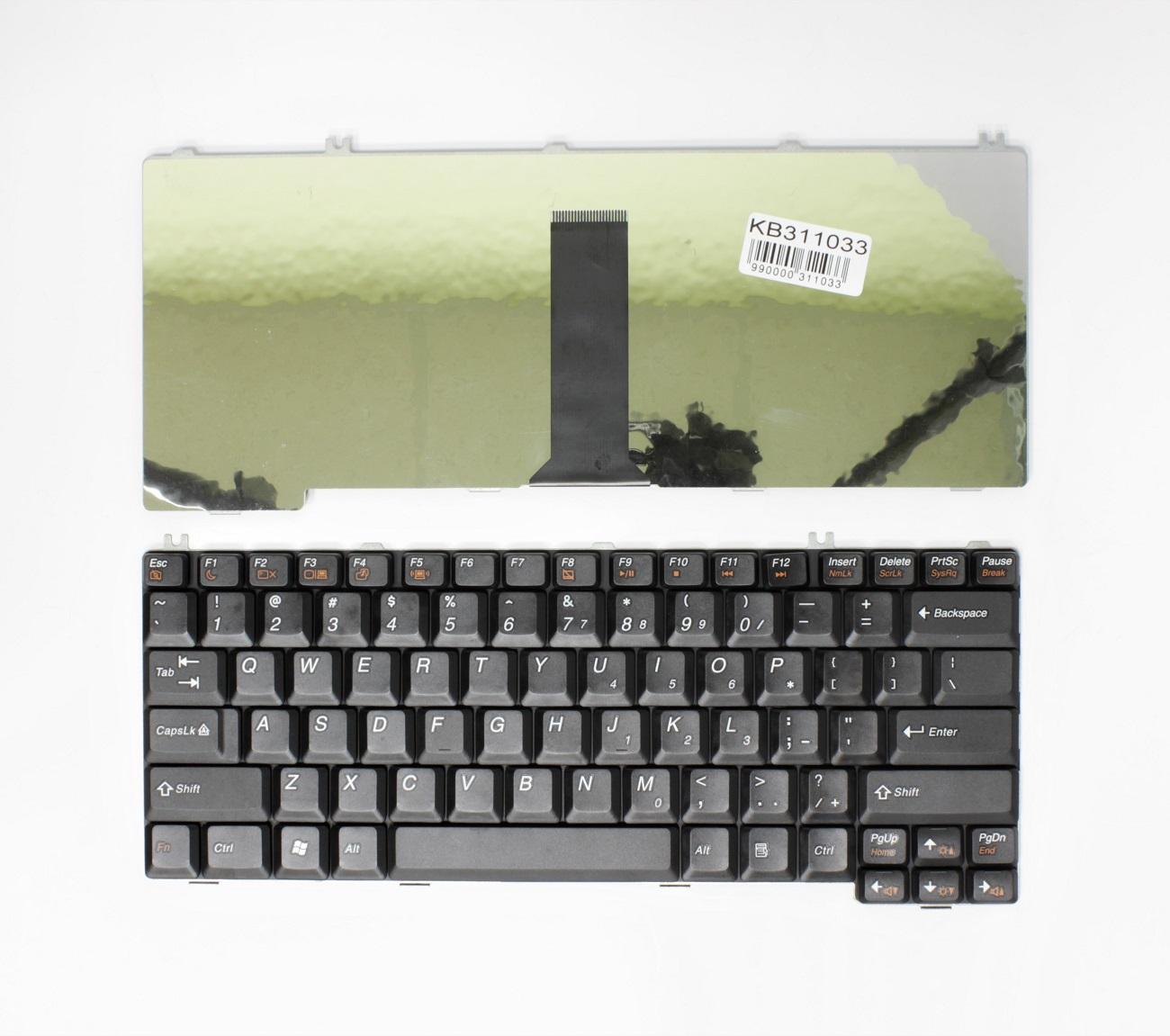 Klaviatūra LENOVO 3000: C100, C200, C460, Y510, G430, G530, V100, N100