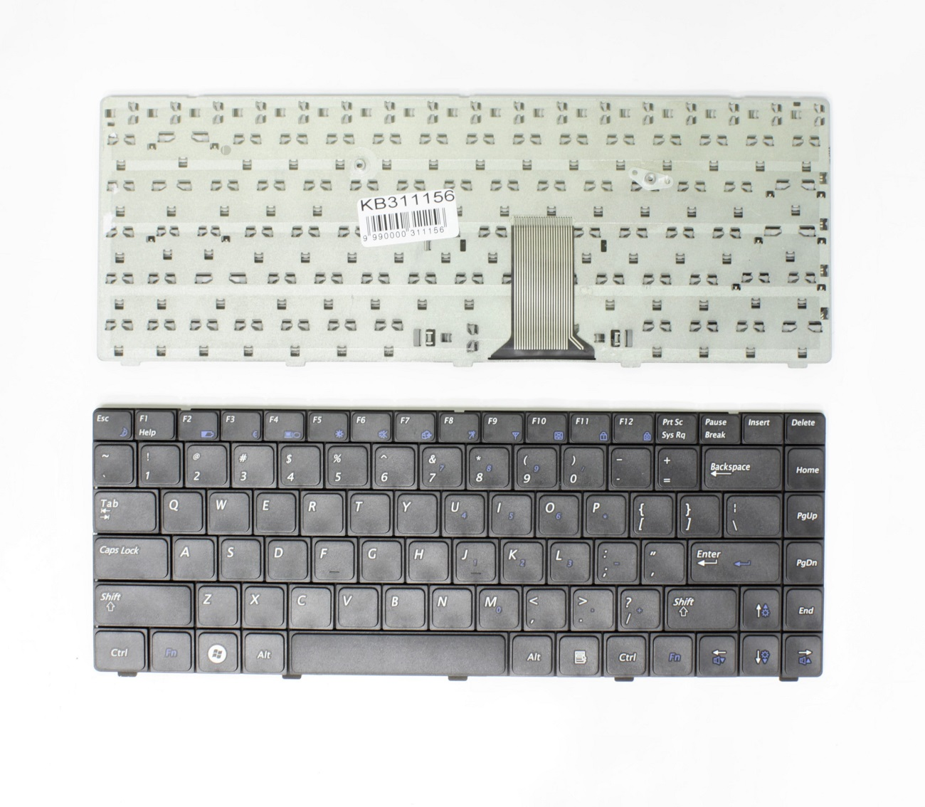 Klaviatūra SAMSUNG: RV408, RV410