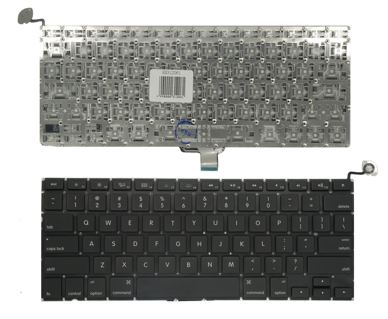 Klaviatūra APPLE MacBook Pro 13