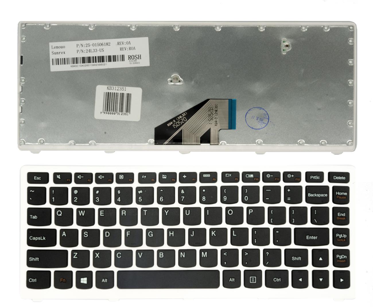 Klaviatūra LENOVO IdeaPad U310