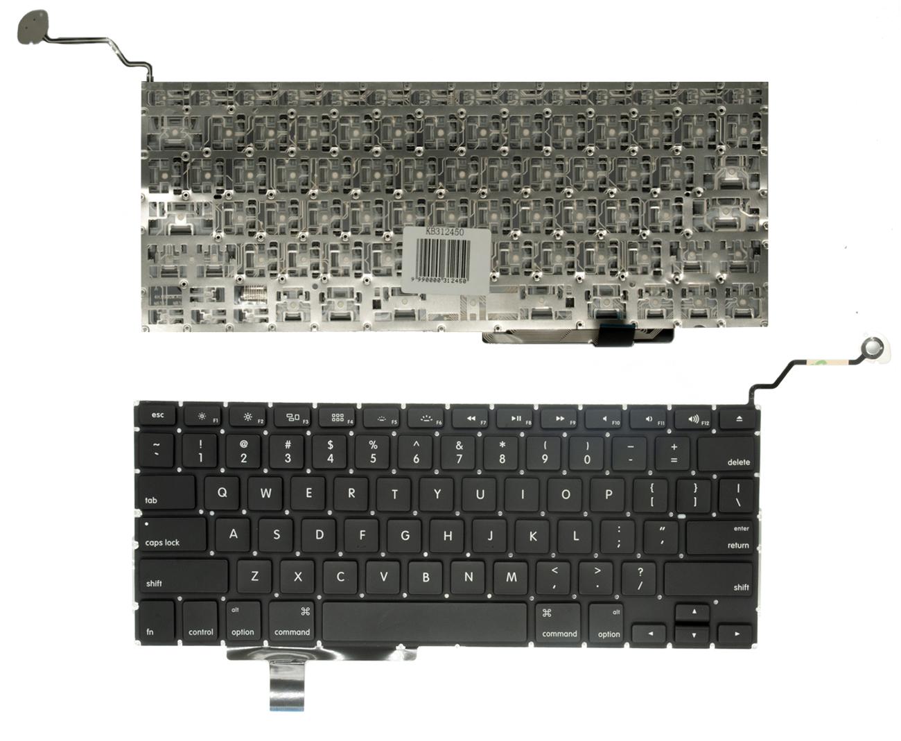 Klaviatūra APPLE MacBook Pro 17