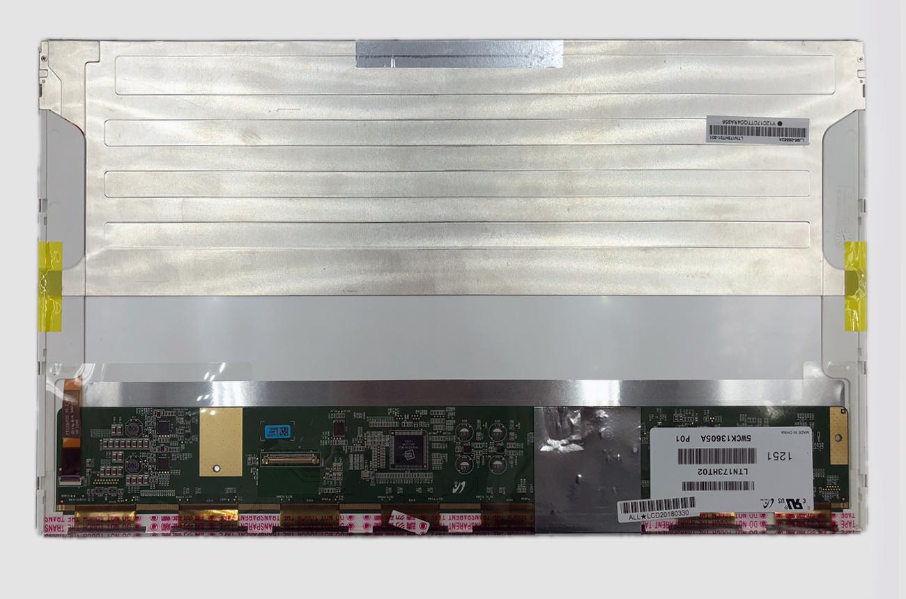 Matrica 17.3'' 1920x1080 FHD, LED, SLIM, blizgus, 40pin (dešinė), A+