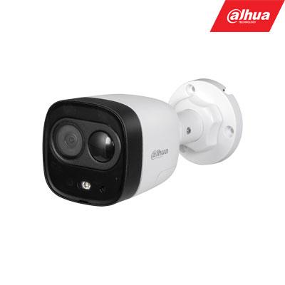 HD-CVI, TVI, AHD, CVBS kamera cilindrinė 2MP LED iki 20m. 1/2.7