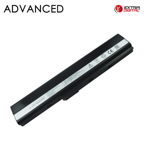 NB baterija,ASUS  A32-K52, 5200mAh