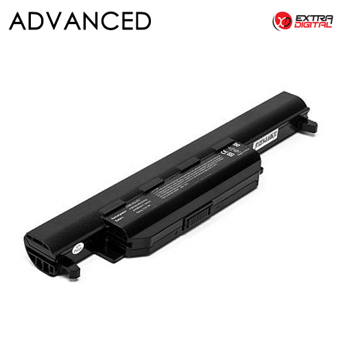 Notebook baterija, ASUS A32-K55, 5200mAh