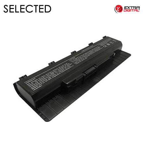 Notebook baterija, ASUS A32-N56, 5200mAh