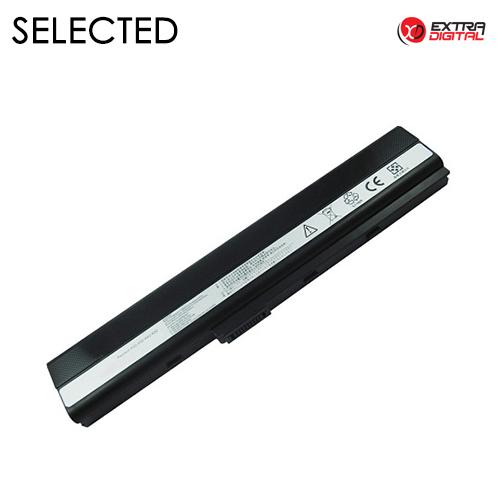 NB baterija, ASUS 70-NXM1B2200Z, 4400mAh