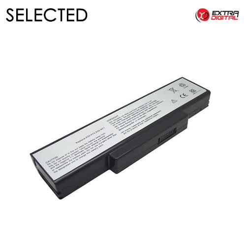 Notebook baterija, Extra Digital Selected, ASUS A32-K72, 4400mAh
