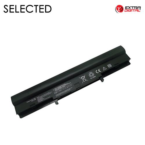 Notebook baterija, ASUS A41-U36, 5200mAh