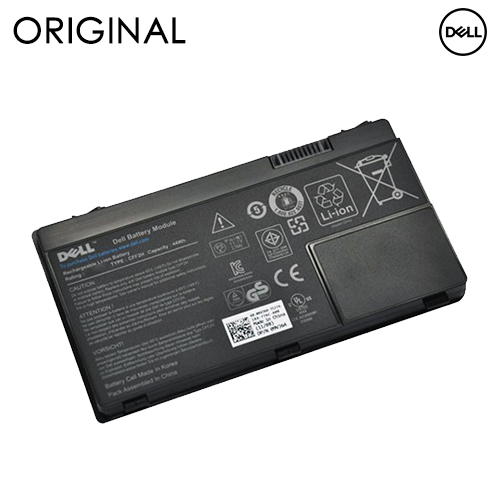 <b><mark><i>NAUJIENA!</i></b></mark> Notebook baterija, DELL CFF2H ORG