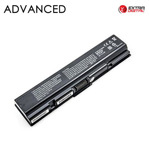 Notebook baterija, Extra Digital Advanced, TOSHIBA PA3533U-1BRS, 5200mAh