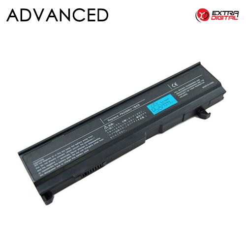 NB baterija, TOSHIBA PA3399U, 5200mAh