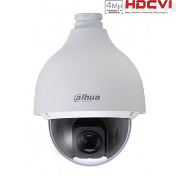 "HD-CVI 4MP valdoma kam. 30x, 1/3"" CMOS 2592(H) x 1520(V), 4MP, WDR"