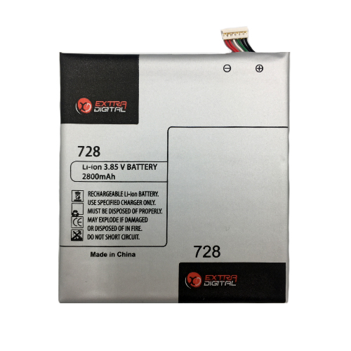 Baterija HTC Desire 728 (CS-HTE900SL)