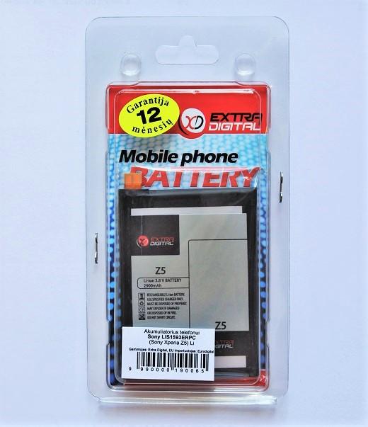 Baterija Sony Xperia Z5 (LIS1593ERPC)
