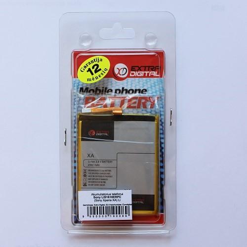 Baterija Sony Xperia XA (LIS1618ERPC)