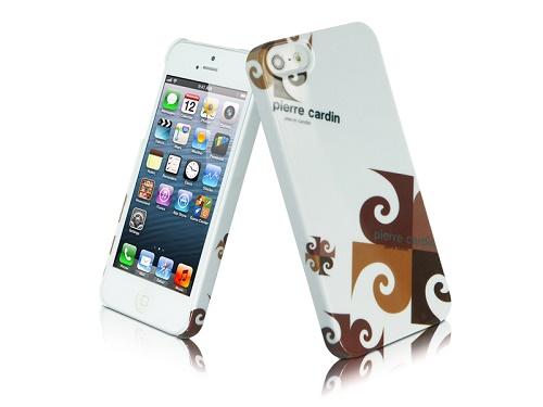 Telefono nugarėlė, ruda (iPhone 5/5s/SE)