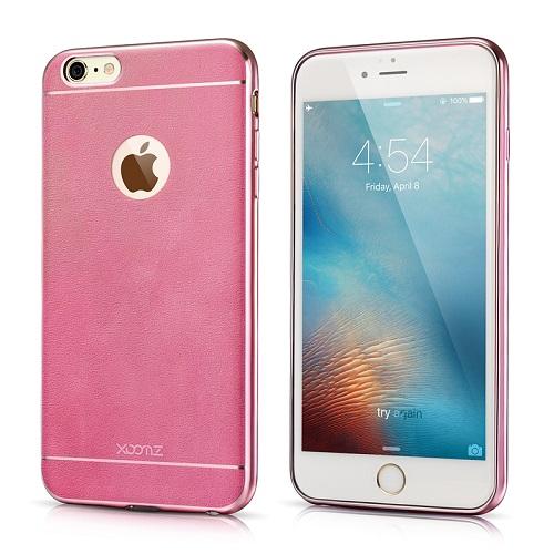 3D nugarėlė, rožinė (iPhone 6/6s)