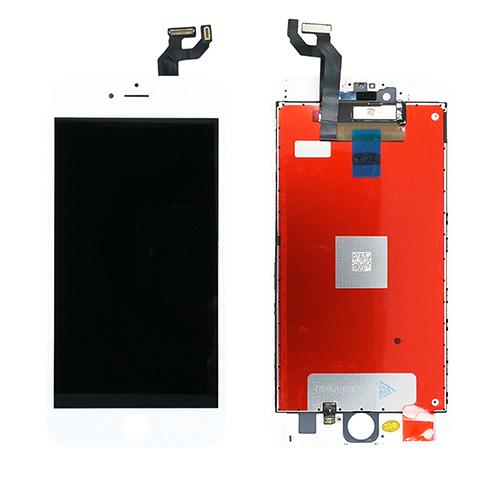 Ekranas iPhone 6S Plus (baltas)