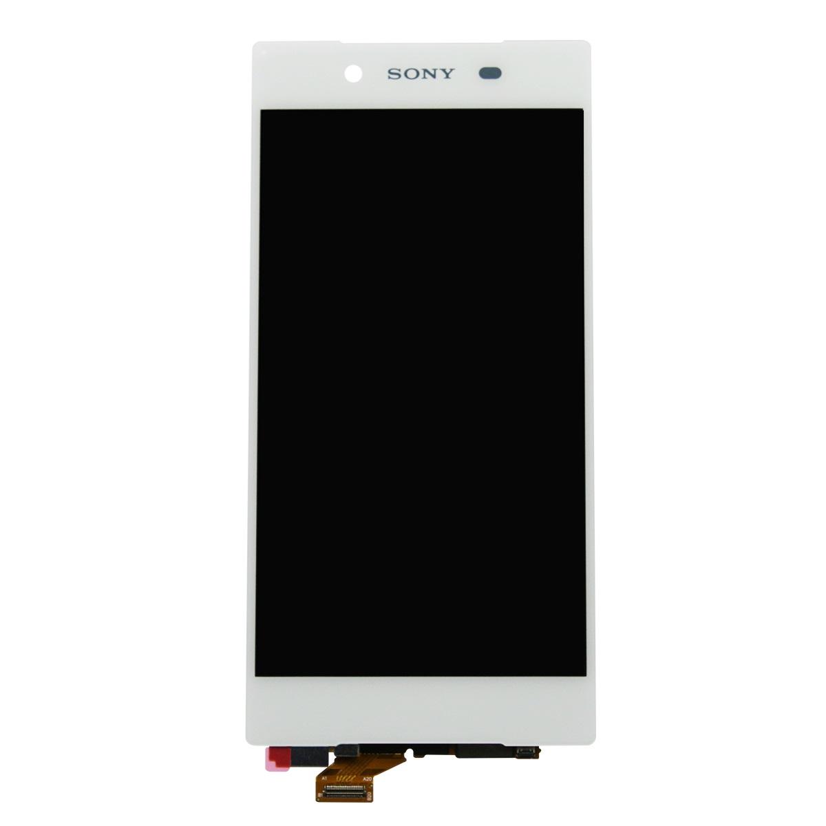 Ekranas Sony Xperia Z5 (baltas)