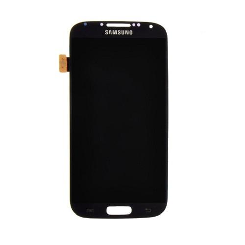 Ekranas Samsung Galaxy S4 (juodas)