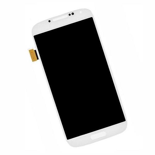 Ekranas Samsung Galaxy S4 (baltas)