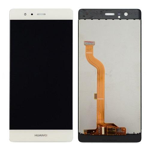 Ekranas Huawei P9 (baltas)