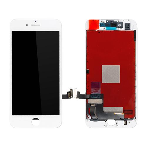 <b><mark><i>NAUJIENA!</i></b></mark> Ekranas iPhone 8 (baltas) HQ+