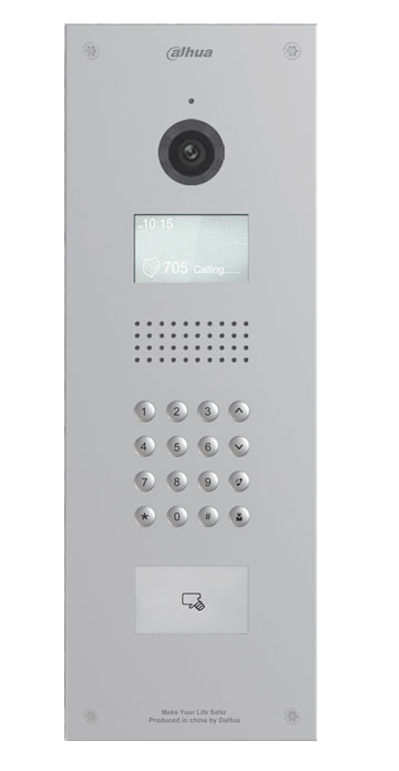 Apartment IP domofono kamera VTO1210C-X