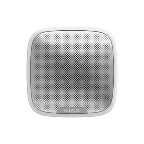 Ajax StreetSiren lauko sirena (balta)