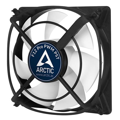 ARCTIC F12 Pro PWM, PST, 4-pin korpuso ventiliatorius