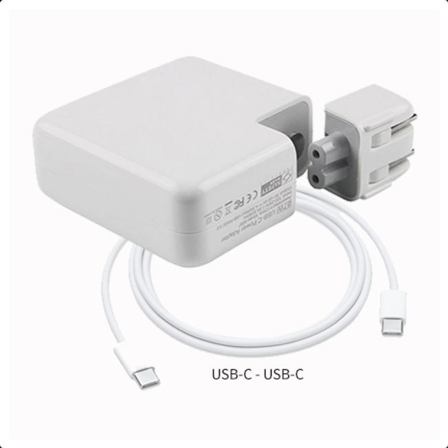 Nešiojamo kompiuterio įkroviklis USB-C, 87W