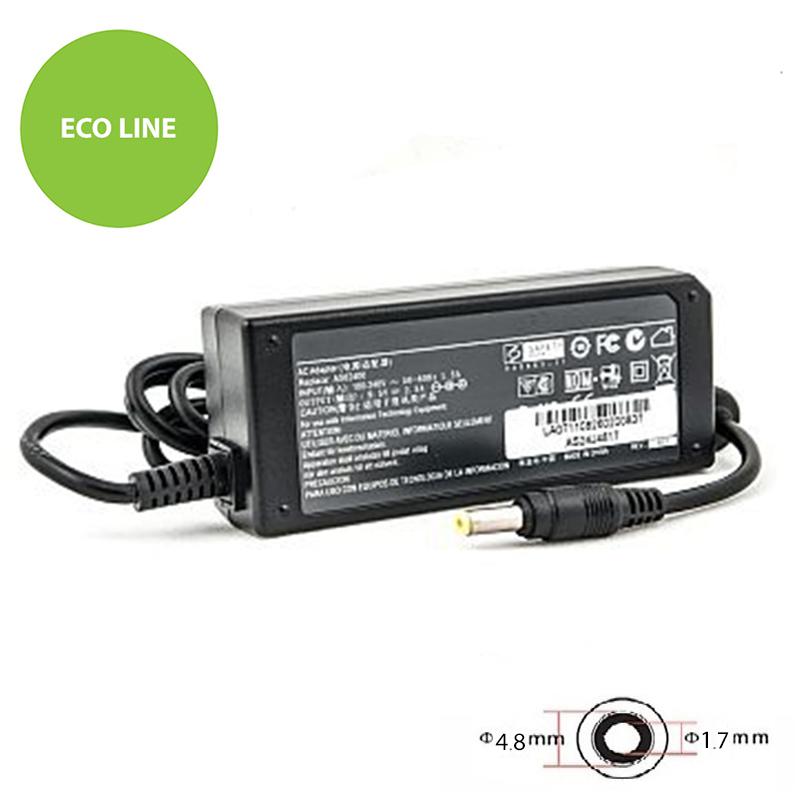 Nešiojamo kompiuterio įkroviklis ASUS 220V, 24W: 9.5V, 2.5A
